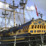 Grand Turk at Whitby
